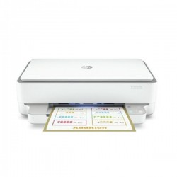 Multifunctional InkJet Color HP DeskJet Plus Ink Advantage 6075 AIO, Wireless, A4 - ShopTei.ro