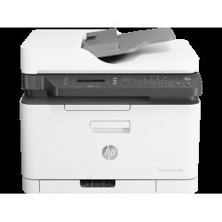 Multifunctional Laser Color HP LaserJet MFP 179fnw, Retea, Wireless, Duplex, ADF, A4 - ShopTei.ro