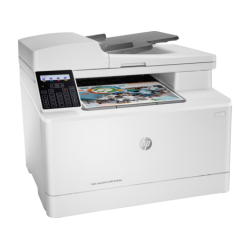Multifunctional Laser Color HP LaserJet Pro M183fw, Retea, Wireless, ADF, A4 - ShopTei.ro