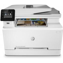 Multifunctional Laser Color HP LaserJet Pro MFP M283fdn, Duplex, ADF, Retea, A4 - ShopTei.ro