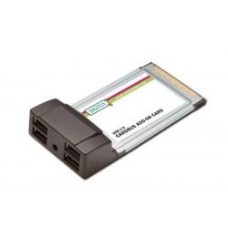 Placa CardBus - USB 2.0, 4 porturi - ShopTei.ro