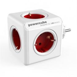 Priza PowerCube Allocacoc Original 2xUSB, 4 prize - ShopTei.ro