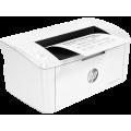 Imprimanta Laser Monocrom HP LaserJet Pro M15w, Wireless, A4