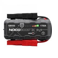 Robot De Pornire Jump Starter Auto 12v Noco Gbx55 Boost Hd Lithium 1750a Powerbank Si Lanterna