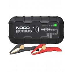 Redresor Noco Genius 10 Auto Moto 6v / 12v 10a Pentru Acumulatori Maxim 230a Plumb-acid Agm Gel Vrla Litiu - ShopTei.ro