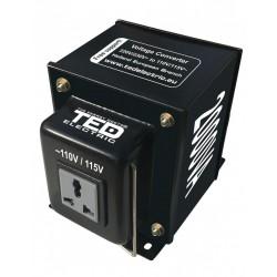Transformator 230-220v La 110-115v 2000va Ted110-2000va - ShopTei.ro