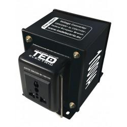 Transformator 230-220v La 110-115v 100va Reversibil Ted110rev-100va - ShopTei.ro