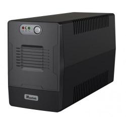 Ups 2000va Powermust 2000eg/1200w 2000-led-lig-t10 Mustek
