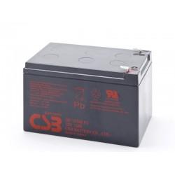 Acumulator Vrla Csb 12v 12ah Gp12120 F2