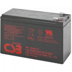 Acumulator Ups Csb Hr1234w F2, 12v, 9ah