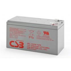 Acumulator Vrla Csb Hrl1234w F2fr 12v 9.0ah 34w/cell