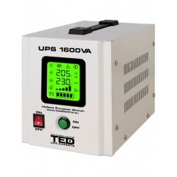 Ups Pentru Centrala Ted Electric 1600va / 1050w - ShopTei.ro