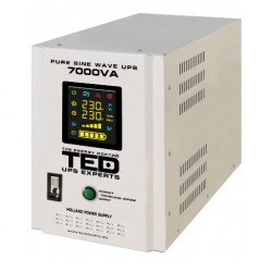 Ups Pentru Centrala Ted Electric 7000va / 5000w - ShopTei.ro