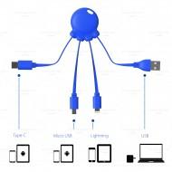 Cablu de Incarcare 3 in 1